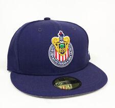 New Era Club Guadalajara Chivas 59FIFTY Fitted Hat Gorra Cerrada Navy
