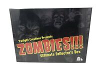 Twilight Creations Boardgame Zombies!!! Ultimate Collector's Box NEW SEALED