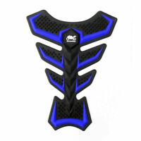 3D Rubber Tank Pad Protector Gas Motor Fit For Kawasaki ZX 6R 10R Z1000 Z750 F4