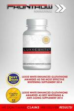 100%25 AUTHENTIC Luxxe White Enhanced Glutathione - 60 Capsules - By FrontRow