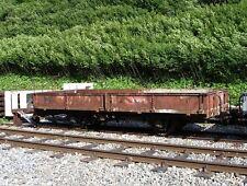 Bemo H0m 2257 229 / 2257229 Schmalspur-Niederbordwagen X4979 FO Bahndienst (CH)