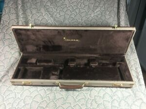 Vintage Browning Over and Under Shotgun European Model 1215E Hard Case