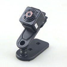 FULL HD 1080P Mini DV Hidden Cam Camera IR Night Vision Videocamera Recorder Neu