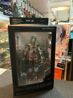 SQUARE ENIX / FINAL FANTASY XII PLAY ARTS ACTION FIGURE NO. 2 ASHE IN BOX