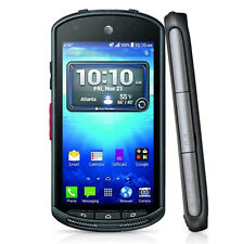 Kyocera DuraForce E6560 16GB Unlocked GSM 4G LTE Military Grade Smartphone - N