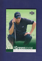 Nick Dougherty 2002 Upper Deck Golf The Green Room #GR3