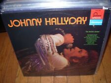 JOHNNY HALLYDAY tes tendres annees ( world music ) france