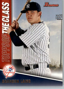 2011 Bowman Topps of the Class #TC13 Brandon Laird - New York Yankees