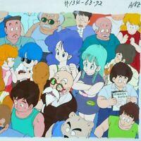 Dragon Ball Cel Picture Anime JP Sketch Original n270