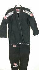 Hayabusa Jiu-Jitsu Gi Size A2 Black Uniform Kimono