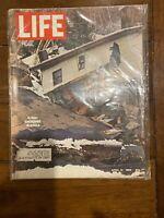 Life Magazine April 10 1964 Sophia Loren Alaska Earthquake Bob Dylan
