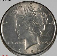 1928 Peace Dollar Mint State #176049