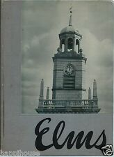1947 Buffalo NY State Teachers College Yearbook THE ELMS (YB)