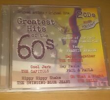 Greatest Hits of the 60's 2Cd  V.4&V.6 Various artists