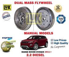 für Range Rover Evoque Anleitung 2.2 D 150BHP 190bhp 2011- > NEU
