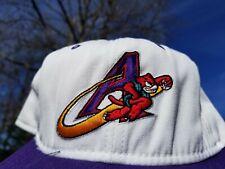 Akron Aeros Vintage Logo MiLB New Era Snapback Cap