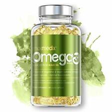OMEGA 3 100% NATUREL - VEGAN - A Base d'Huile d'Algues - Très Riche en EPA &a...