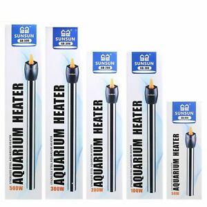 Stainless Steel Aquarium Heater Rod For Fish Tank 50w100w200w300w500w