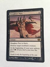 Mtg Magic the Gathering Future Sight Slaughter Pact