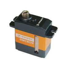 DMC810 2KG High Speed Micro Digital Servo for Rc 450H Helicopter Glider Boat