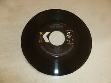 "JAMES BROWN - I cried - USA 2-track Juke Box 7"" Vinyl Single"