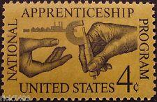 Stamp US 4c Apprenticeship Act, Cat. #1201 Mint NH/OG