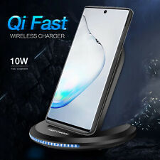 For Samsung Galaxy Note 10+ 5G/S10 Plus Qi Wireless Fast Charger Charging Dock