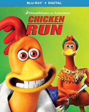 Chicken Run New Blu-Ray Disc