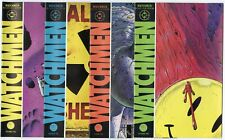 Watchmen #1 - 12  Complete Set  avg. VF/NM 9.0  DC  1986  No Reserve