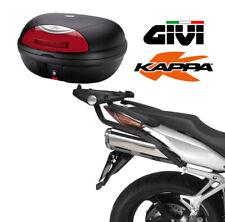 Honda VFR800 VTEC 2002 to 2011 Givi Monokey Luggage Rack & 48 L Kappa Top Box