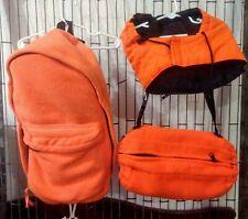 Hunting Gear, Backpack, Hood, & Hand Warmer All Blaze Orange