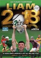 LIAM 2018 GAA Hurling Championship - New DVD - Released 02/11/2018