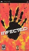Infected (Sony PSP Playstation Portable) Complete