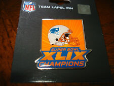 Super Bowl XLIX Pin New England Patriots Champions!