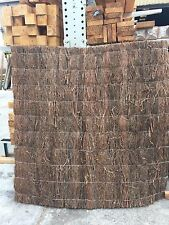 Brush Fencing Panels 1.8m x 1.2m x 45mm Thick