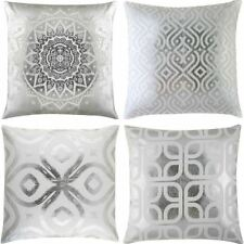 Contemporary 100% Cotton Decorative Cushion Covers