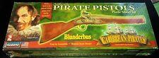 Lindberg Authentic Caribbean Pirates Blunderbus Pistol Plastic Model Kit 1/1