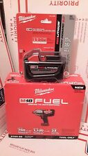 """Milwaukee 2763-20 M18 FUEL 1/2"""" Impact Wrench w/48-11-1890 M18 9.0ah Battery"""