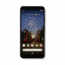 Google Pixel 3a XL with 64GB Memory Cell Phone (Unlocked) - Just Black NEW