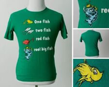 Reel Big Fish T-Shirt T Shirt Tee Dr Seuss One Fish Two Fish Red Ska Small S