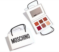 BRAND NEW MOSCHINO X SEPHORA BEAR SHOPPING BAG EYE SHADOW PALETTE  SHIP TODAY