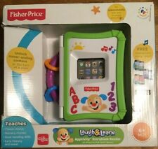 Fisher-Price Laugh & Learn Apptivity Storybook Reader iPhone 3G/4/4S Touch 4G