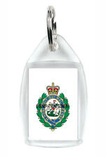 ROYAL REGIMENT OF FUSILIERS CREST KEY RING (ACRYLIC)