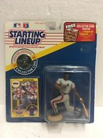 1991 KEVIN MITCHELL San Francisco Giants Starting Lineup w/ Collector Coin New