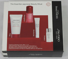 *NEW* Shisedio Ginza Tokyo 4 Product Set Sephora 500 Point Insider Kit