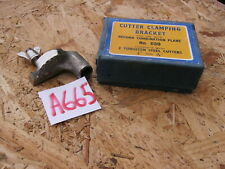 RECORD 050 COMBINATION PLANE BOXED CUTTER CLAMPING BRACKET - VINTAGE ORIGINAL
