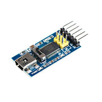 5V / 3.3V FTDI FT232RL USB to TTL Serial Converter Adapter Module  BC