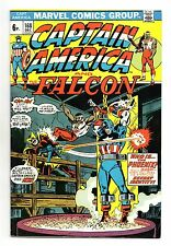 Captain America Vol 1 No 168 Dec 1973 (VFN-)Marvel,BronzeAge,1st App Helmut Zemo