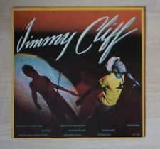 Jimmy Cliff In Concert The Best of Jimmy Cliff Vinyl LP 1976 Reaggae top clean