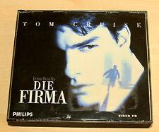 DIE FIRMA PHILIPS CDI CD-i VIDEO CD DVD -- TOM CRUISE SIDNEY POLLACK ED HARRIS